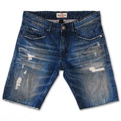 Rivet De Cru Crown Blue Denim Shorts