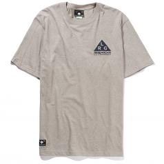 LRG 3 Sided Story T-shirt Ash Heather