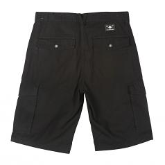 LRG RC TS Ripstop Cargo Shorts Black