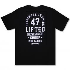 LRG Inspired T-shirt Black