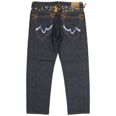 Imperial Junkie Alley Life Japanese Selvedge Jeans