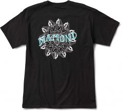 Diamond Supply Co Birthday Suit S/S T-shirt Black