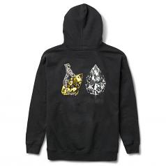 Diamond Supply Co Tiger Hoodie Black