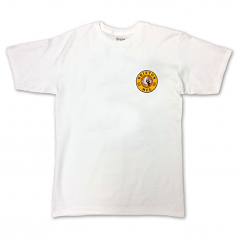 Brixton Ltd Ottawa Standard Fit Men's T-Shirt White
