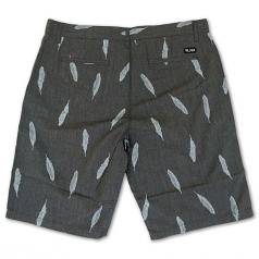 Lrg Plumage Shorts Black