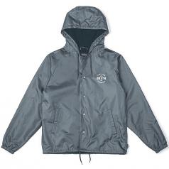 Brixton Ltd Cane Windbreaker Jacket Slate Blue