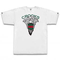 Crooks & Castles Old Bandito T-shirt White