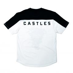 Crooks & Castles Medusa Tribal Jersey T-shirt White