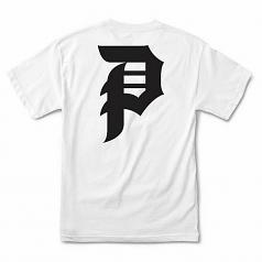 Primitive Apparel Dirty P Core T-Shirt White Black