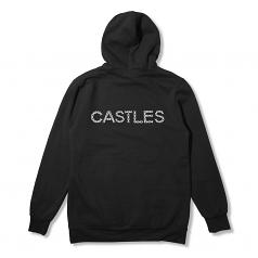 Crooks & Castles Back To Back Crooks Pullover Hoodie Black