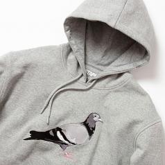 Staple Pigeon Pigeon Logo Tracksuit Grey