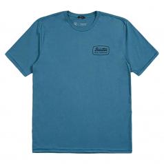 Brixton Jolt Premium T-Shirt Orion Blue