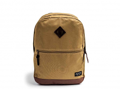 Brixton Ltd Carson Backpack Bag Khaki Brown