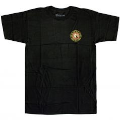 Brixton Ltd, Ottawa Standard Fit Men's T-Shirt Black