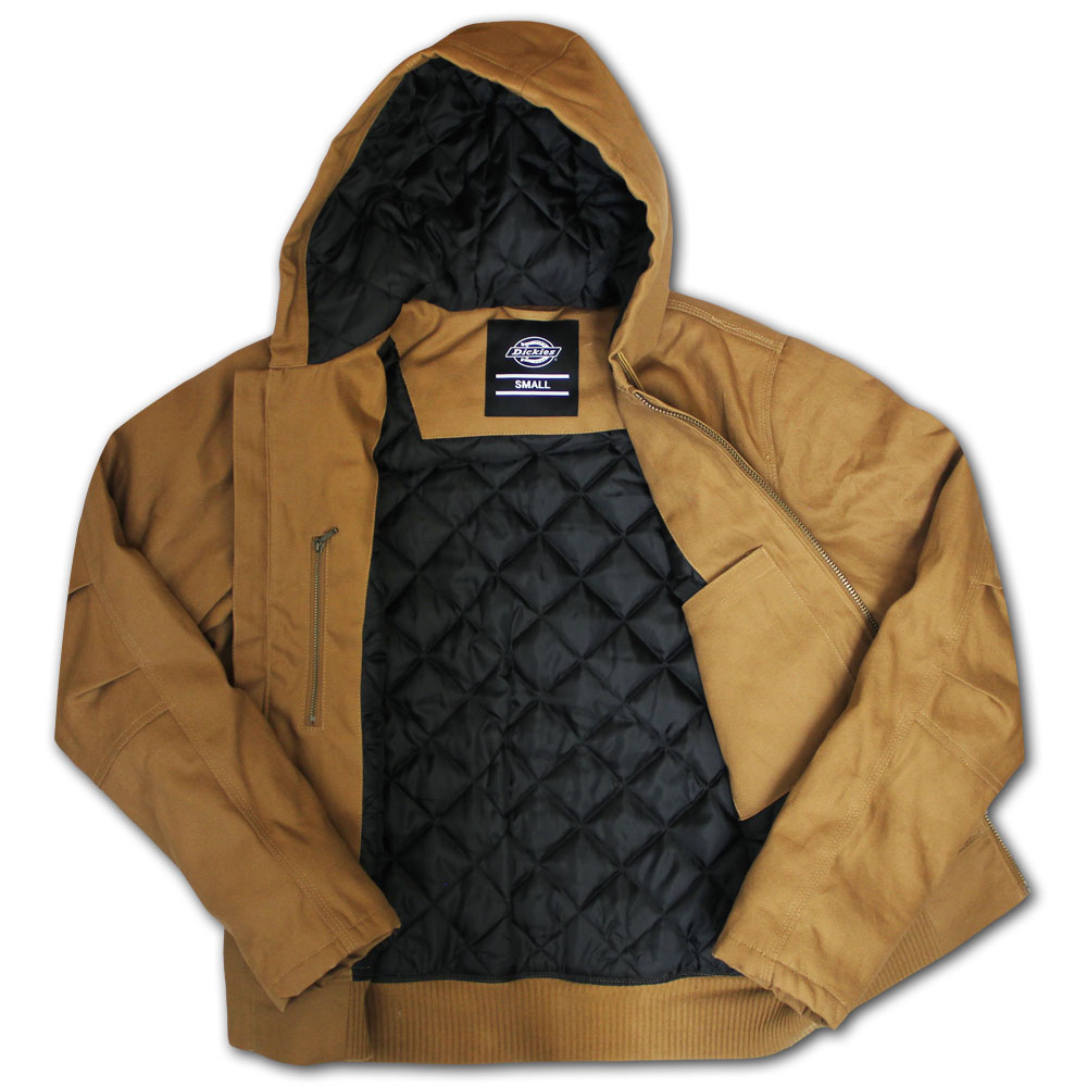 Dickies Jefferson Jacket Brown Duck