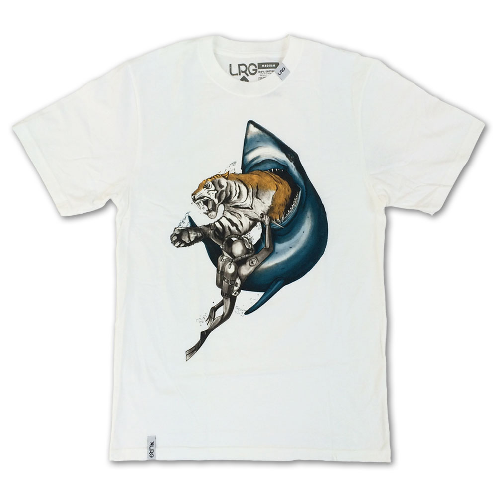 Lrg 47 Leagues T-shirt White
