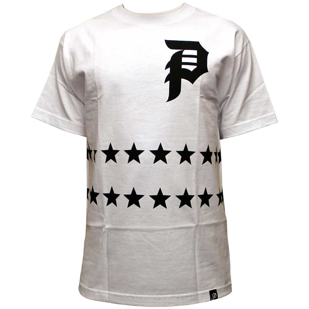 Primitive Apparel Salute T-Shirt White