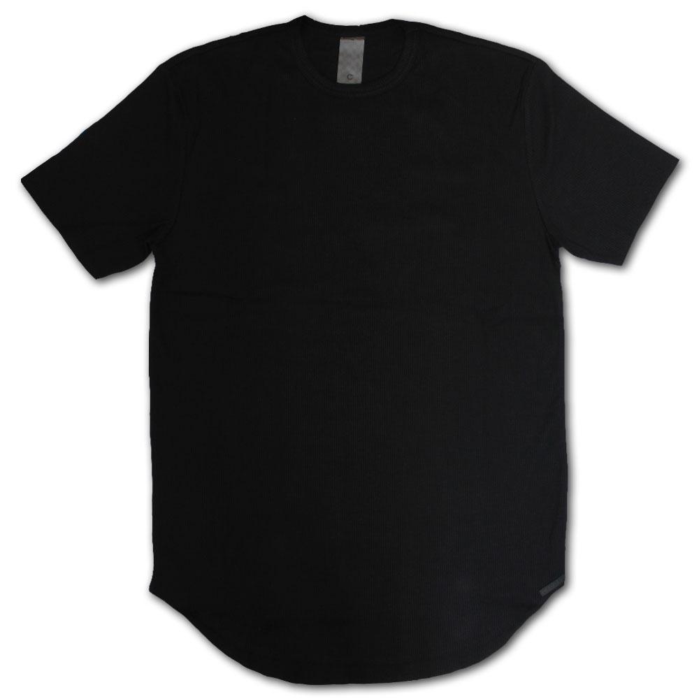 Crooks & Castles Arrowhead Scallop T-shirt Black