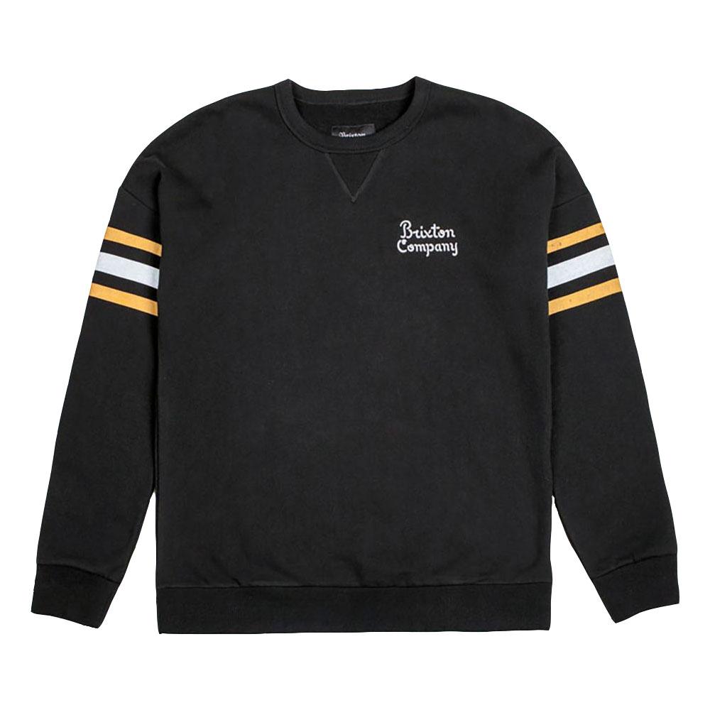 Brixton Barton Sweatshirt Black