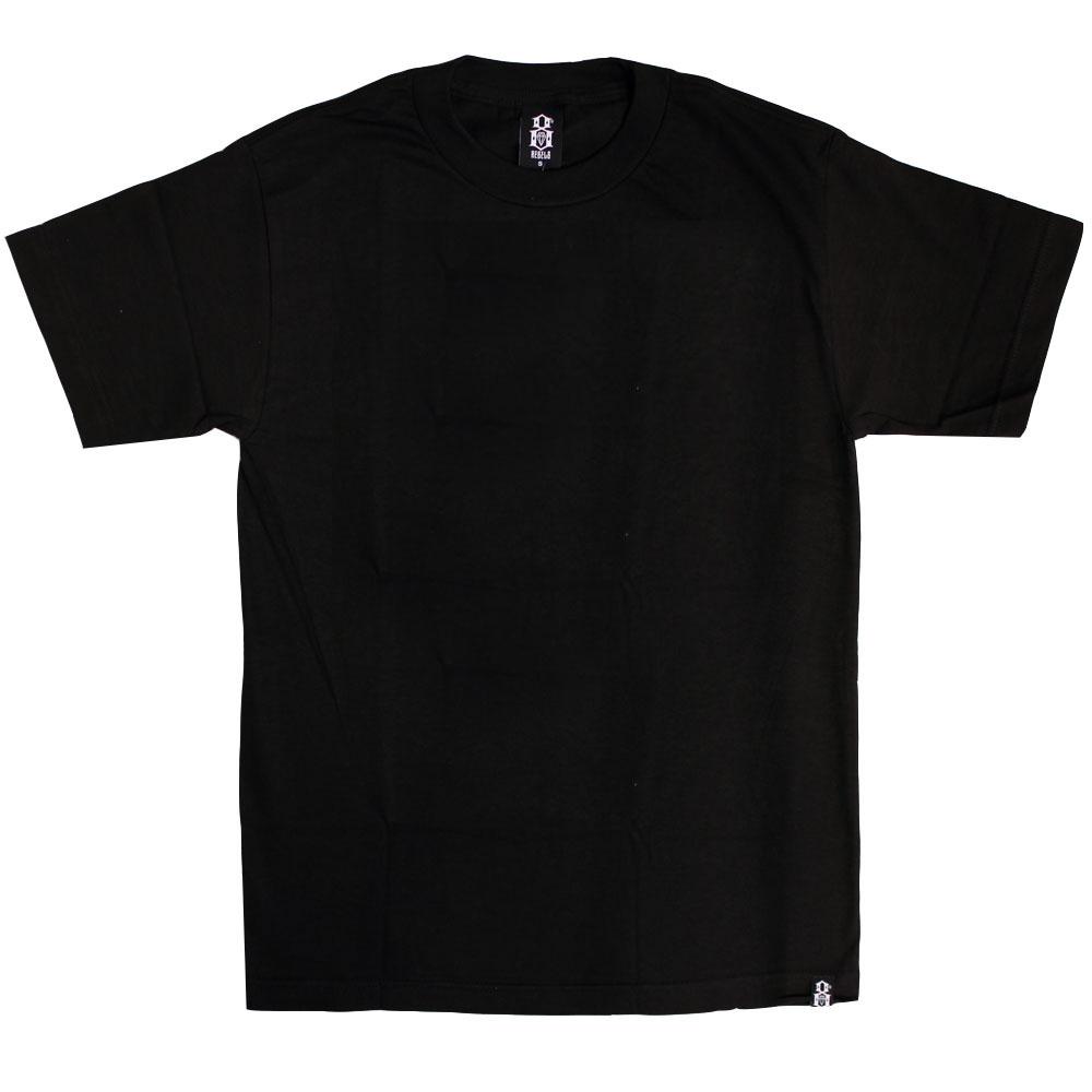 Rebel8 Basic T-shirt Black