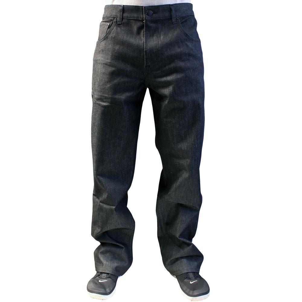 Lrg Classic C47 Denim Jeans Raw Black