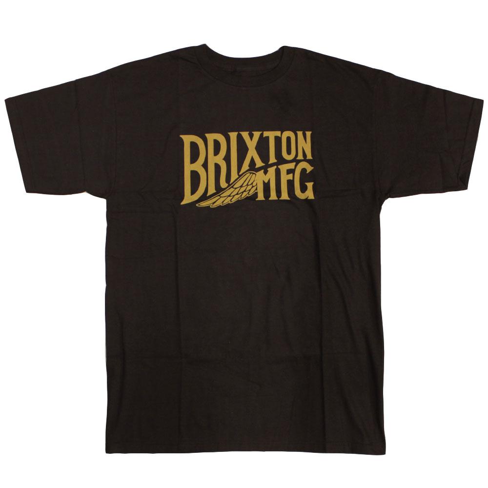 Brixton Girder T-Shirt Black