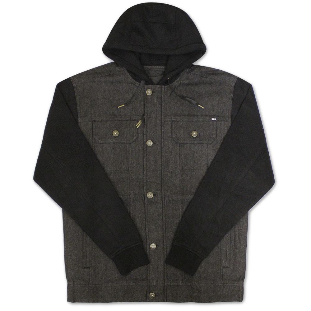 Rebel8 Faction Jacket Black