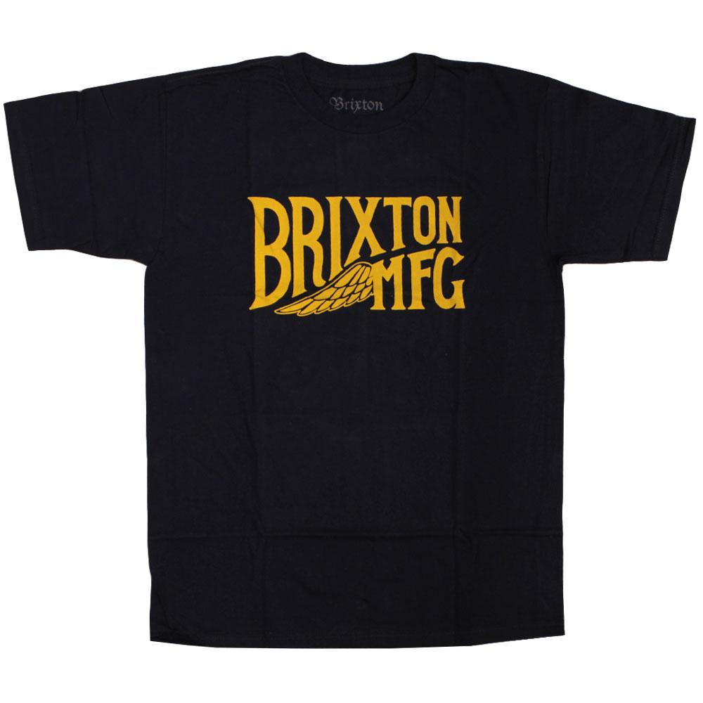 Brixton Girder T-Shirt Navy