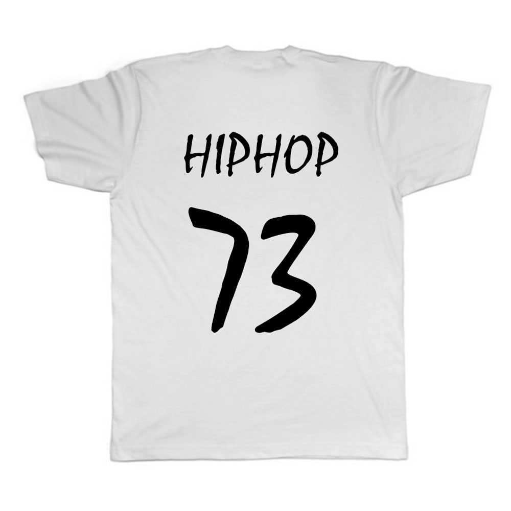 HIPHOP73 Dope T-Shirt White
