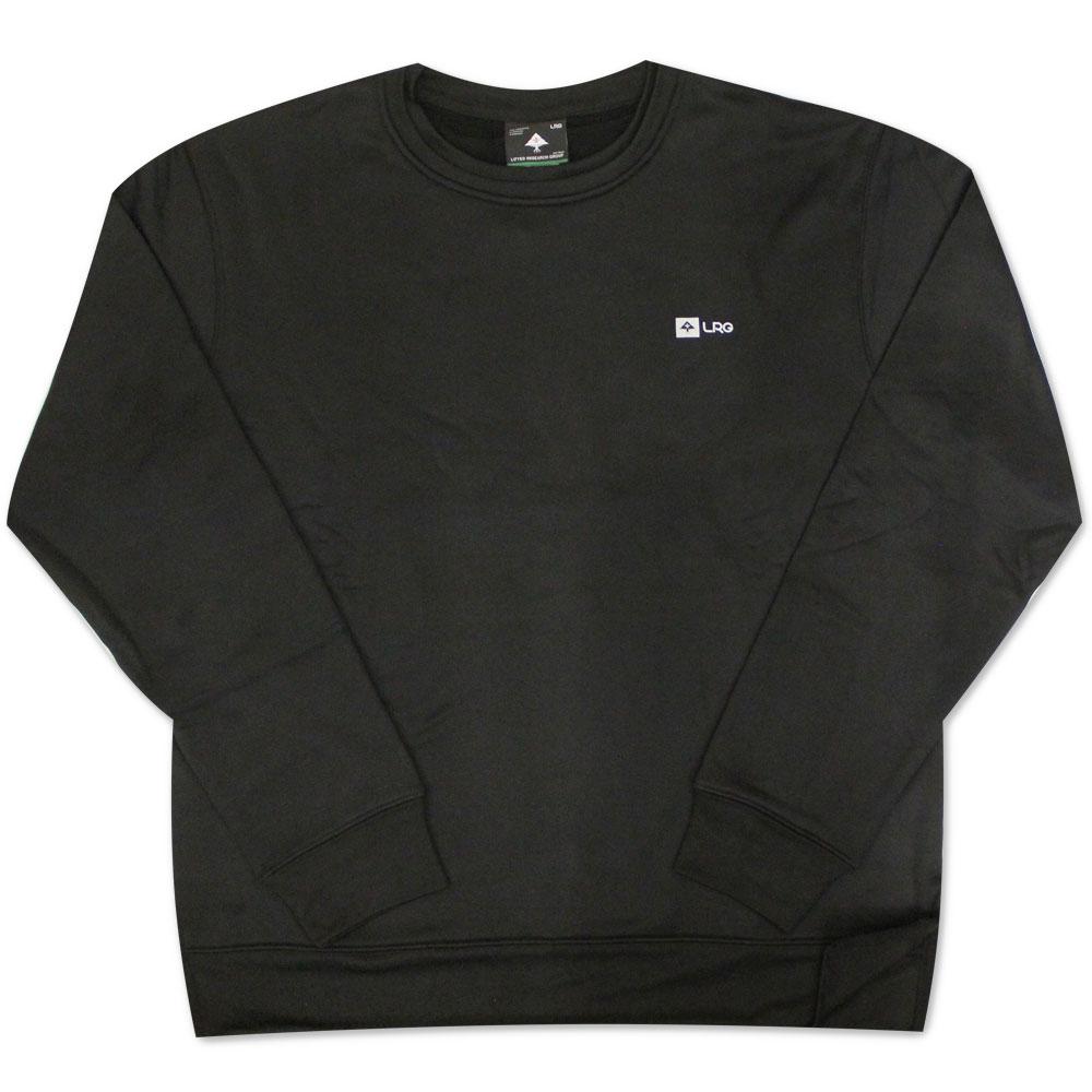 Lrg Holtz Sweatshirt Black