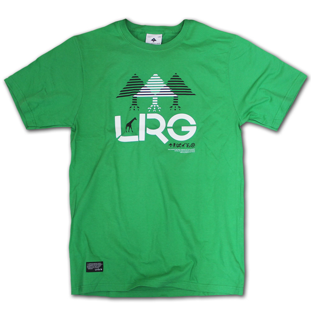 Lrg Illusion T-shirt Turf