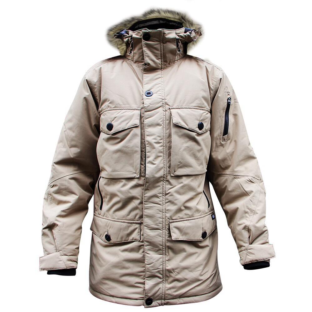 Dickies Salt Lake parker jacket khaki