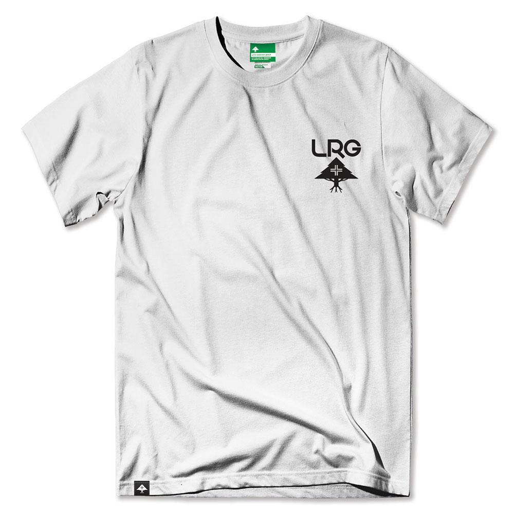 LRG Logo Plus T-shirt White