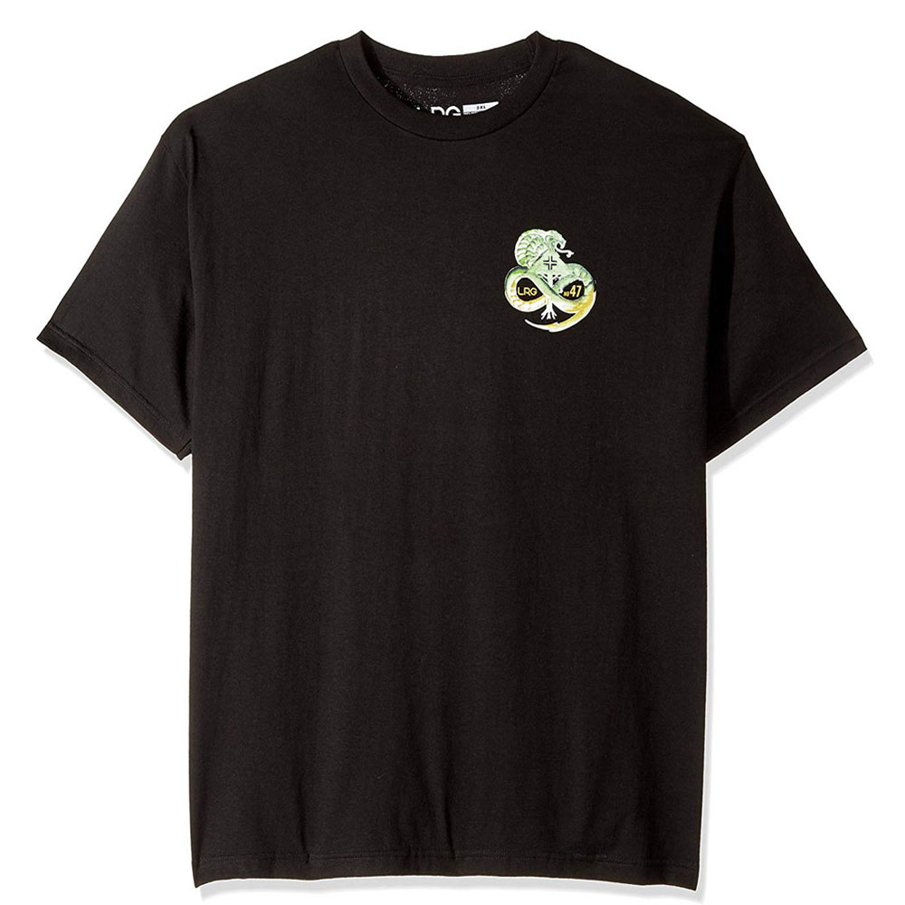 LRG Cobra T-shirt Black