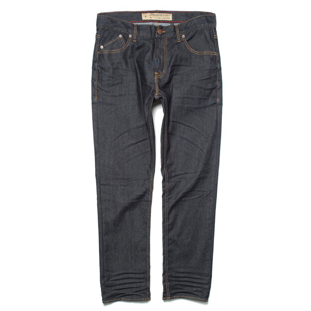 Lrg RC True Tapered Fit Jeans Ink Blue