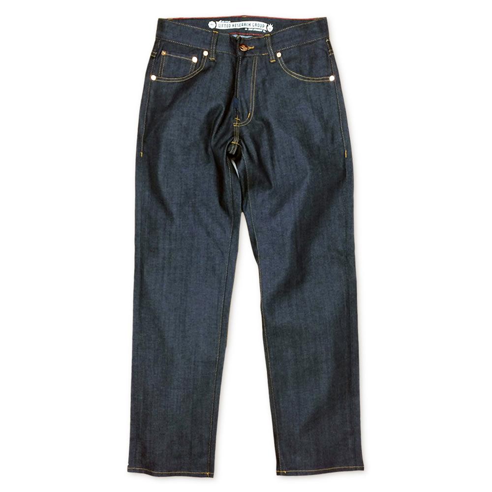 Lrg True Straight Men's Jeans Dry Indigo