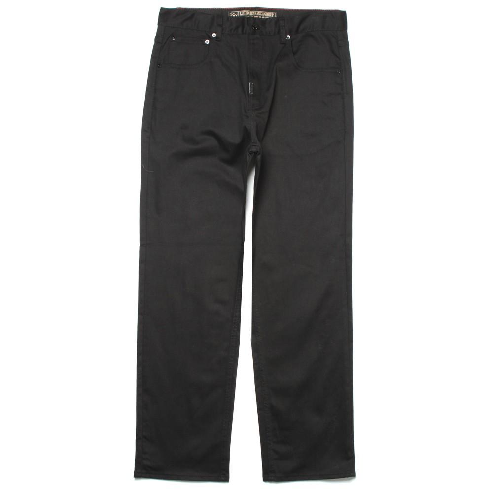 Lrg Classic C47 Denim Jeans Triple Black