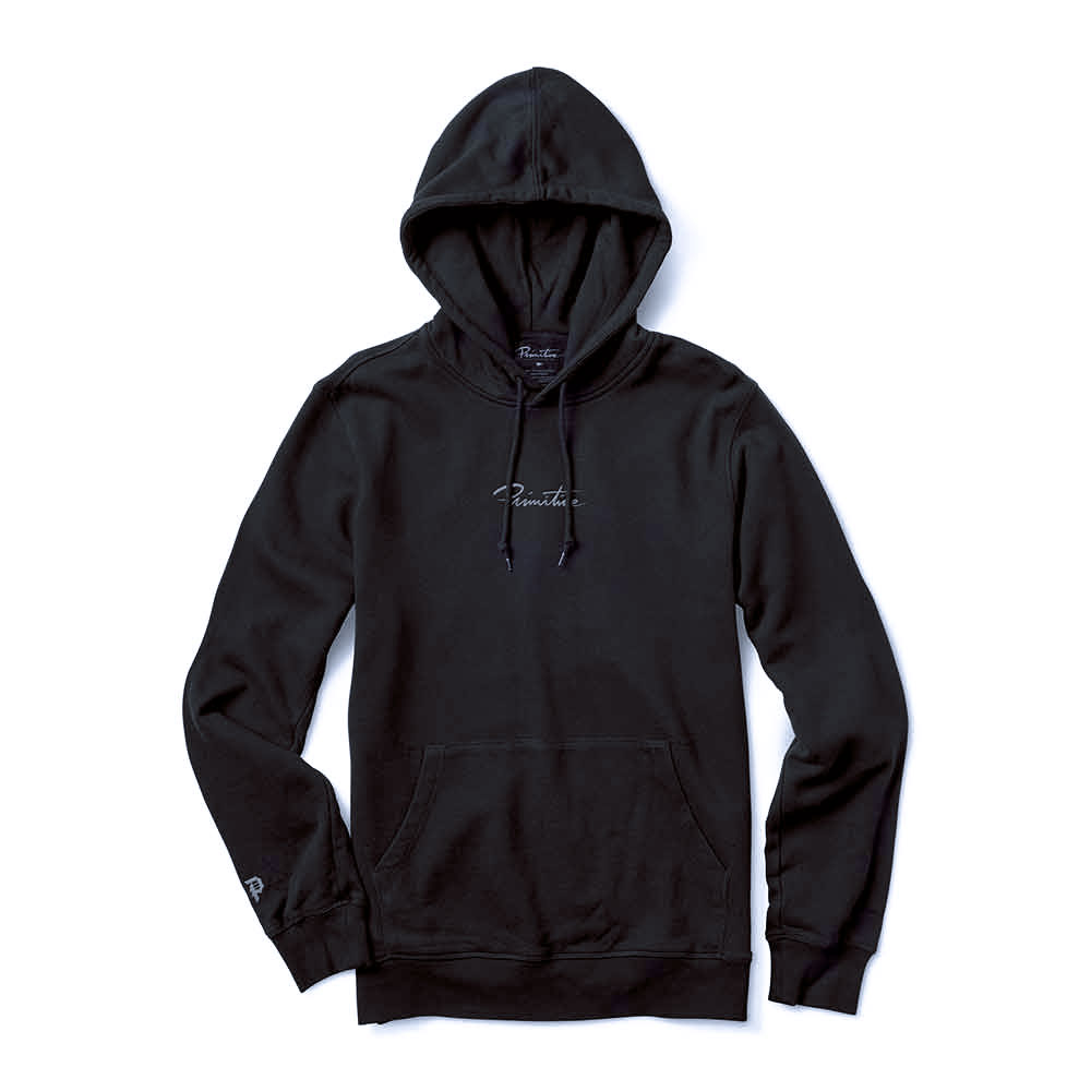 Primitive Apparel Mini Nuevo II Hoodie Black