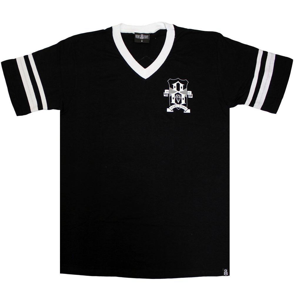 Rebel8 R8FC Jersey T-Shirt Black