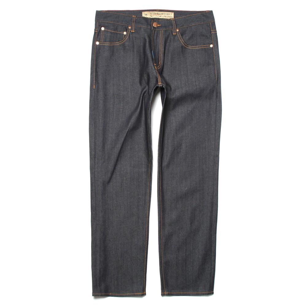 Lrg True Straight Fit Jeans Dry Indigo