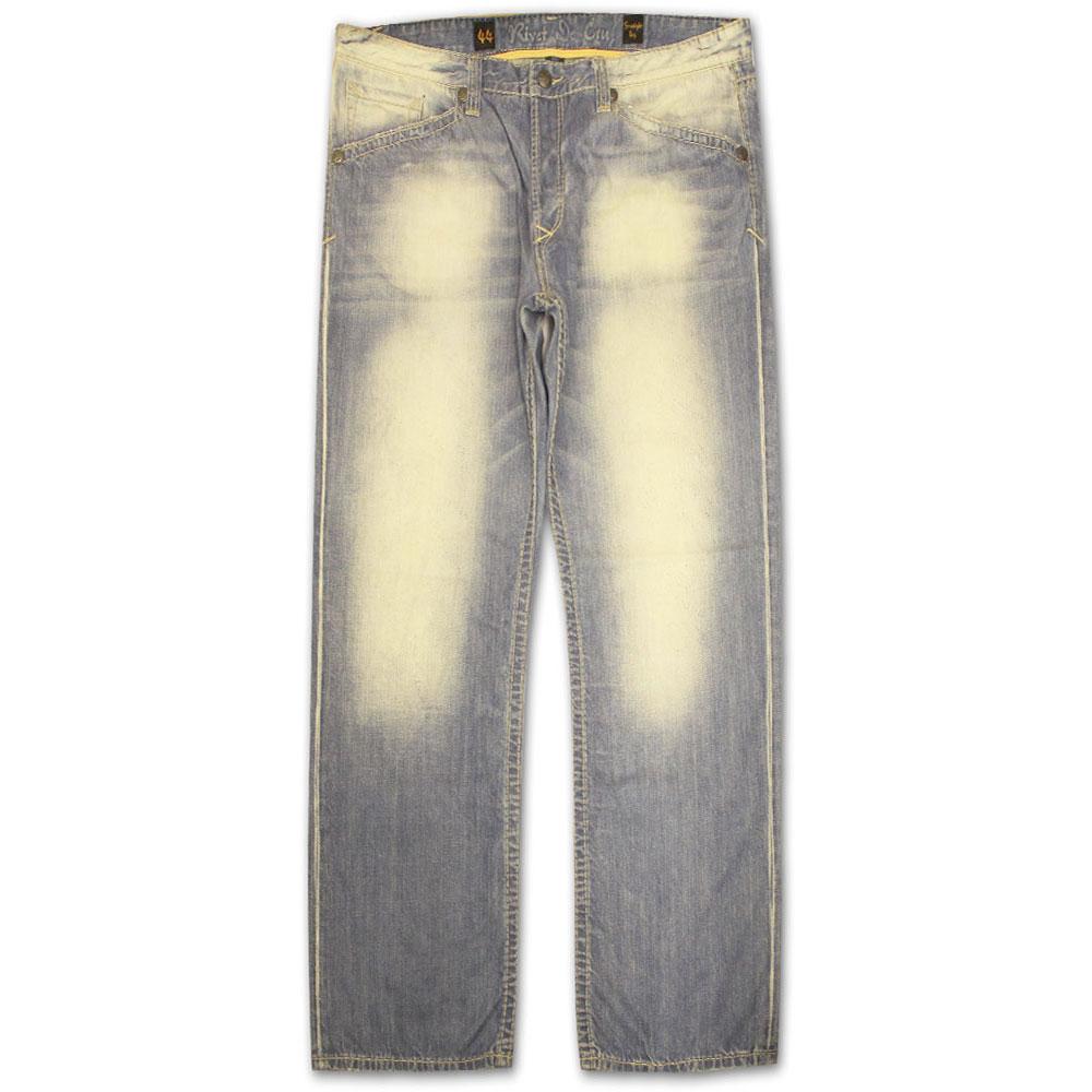 Rivet De Cru Mae Fit Jeans Stonewash