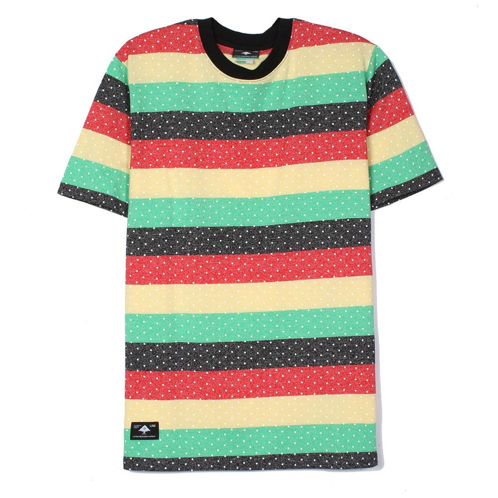 LRG Spotty Dotty Knit T-shirt Black