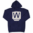 Wesc WeActivist Pullover Hoodie Estate Blue