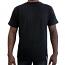 Dark N Cold Plain Black T-shirt
