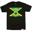 Diamond Supply Co Jamaica T-Shirt Black