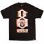 Rebel8 88 Mph T-shirt Black