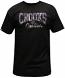 Crooks & Castles Arsenal Core T-shirt Black