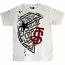 Famous Stars and Straps Ginsu T-shirt White
