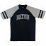 Brixton Victor T-Shirt Grey Navy