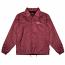 Brixton Ditmar Windbreaker Jacket Red